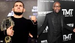 Khabib Nurmagomedov Calls Out Floyd Mayweather thumbnail