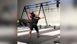 Kristen Rhodes Sets New World Record with 175lb Circus Dumbbell thumbnail