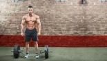 Muscular Man with Trap Bar thumbnail