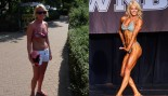 Woman Transforms Her Physique From Average to Outstanding thumbnail