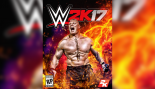 Brock Lesnar gets the cover of WWE 2K17 thumbnail