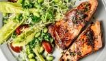 Salmon and Salad thumbnail