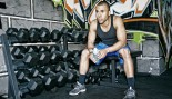 Man Resting In The Gym  thumbnail