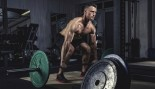 Man Performing Deadlift in Gym thumbnail