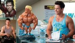Mark Wahlberg Flexes His Muscle on and Offscreen thumbnail