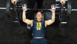 Christian McCaffrey Is Proof That The Combine Bench Press Doesn't Matter thumbnail