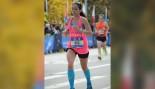 Michele Gonzalez Running New York Marathon thumbnail