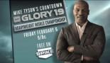 Mike Tyson Glory 19 Countdown thumbnail