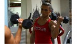 Female Arab Bodybuilder Searches for Recognition  thumbnail
