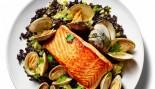 Robert Irvine's Seared Wild Salmon Recipe thumbnail