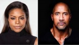 The Rock Welcomes Naomie Harris to 'Rampage' Cast thumbnail