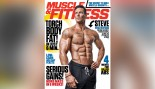 Muscle & Fitness Steve Weatherford Cover thumbnail