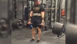 Pete Rubish Grinds Huge 900 Pound Deadlift thumbnail