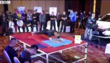 Cop Sets Plank World Record thumbnail