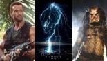 Predator Arnold Schwarzenegger and New Shane Black Movie thumbnail