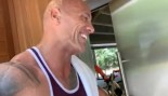 The Rock's New Home Gym Is Every Bodybuilder's Dream thumbnail