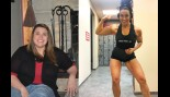 Mom fights autoimmune diseases and loses 150 pounds thumbnail