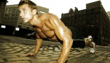 pushup outdoors thumbnail
