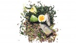 Quinoa Salad with Sardines and Kale thumbnail