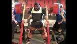Ray Williams Squats 1,053lb at Arnold Classic thumbnail