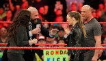 Ronda Rousey and Kurt Angle to Take on Triple H and Stephanie McMahon thumbnail