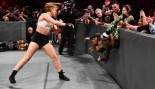 WWE 'Raw' Recap: Ronda Rousey Defeats Alicia Fox in Her 'Raw' In-Ring Debut thumbnail