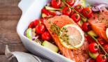 Salmon and Vegetables thumbnail