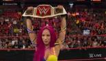 Sasha Banks Wins WWE Women's Championship thumbnail