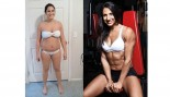 Sarah Bowes before and after pictures thumbnail