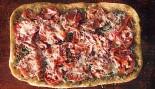 Sun Dried Tomato Prosciutto Pesto Flatbread thumbnail