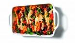 Healthy Cheats: Black Bean & Sweet Potato Enchiladas thumbnail