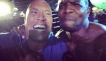 Terry Cruz Flexes at The Rock's U.S. Military Benefit Concert Benefit Concert  thumbnail