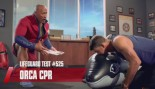 Michael Phelps And Dwayne Johnson In New Baywatch ESPN Commercial thumbnail