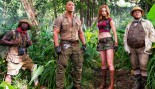 The Rock Shares Photo From 'Jumanji' Set thumbnail