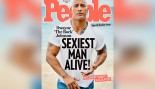 Dwayne 'The Rock' Johnson Named 'People's' Sexiest Man Alive  thumbnail