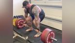 Thor Bjornsson Makes Deadlifting 815 Pounds Look Like Nothing thumbnail