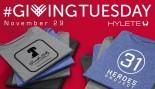 Hylete Ups the Ante on Giving Tuesday thumbnail