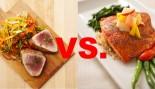 Tuna vs. Salmon thumbnail