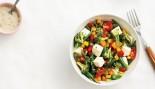 Veggie Salad With Tofu thumbnail