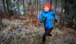 Woman Trail Running Outdoors thumbnail