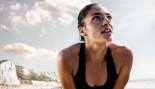 Woman Sweating Outside thumbnail