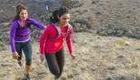 Women Running Up a Hill thumbnail