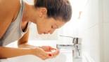 Woman Washing Face thumbnail
