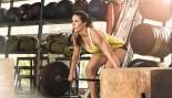 woman lifting barbell thumbnail