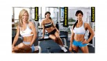 three women showing three levels of workouts thumbnail