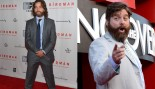 Zach Galifianakis insane weight loss comparison thumbnail