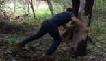 Watch: Tough Guys Taking on Trees thumbnail