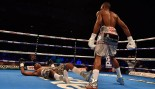 Reports: Zolani Tete Viciously Smashes Opponent and Fastest World Title Fight Record in 11-Seconds thumbnail