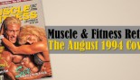 Muscle & Fitness Retro - The August 1994 Cover thumbnail