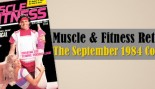 Muscle & Fitness Retro - The September 1984 Cover thumbnail